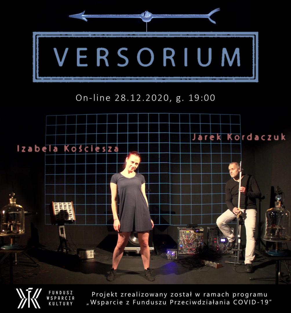 Versorium - plakat
